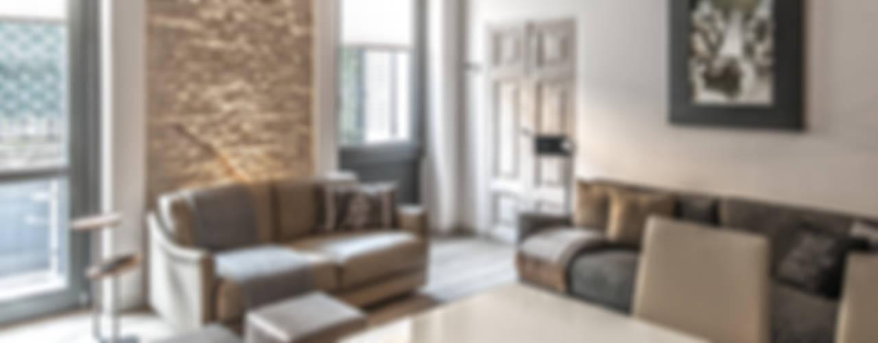 Livings de estilo moderno por BRANDO concept