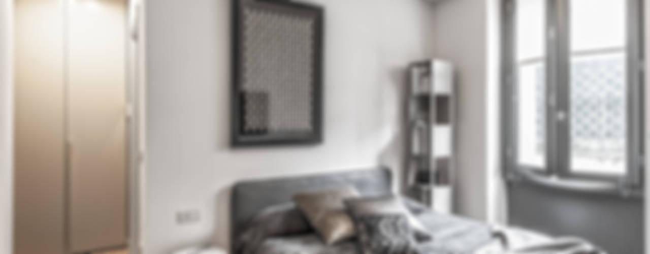 غرفة نوم تنفيذ BRANDO concept,