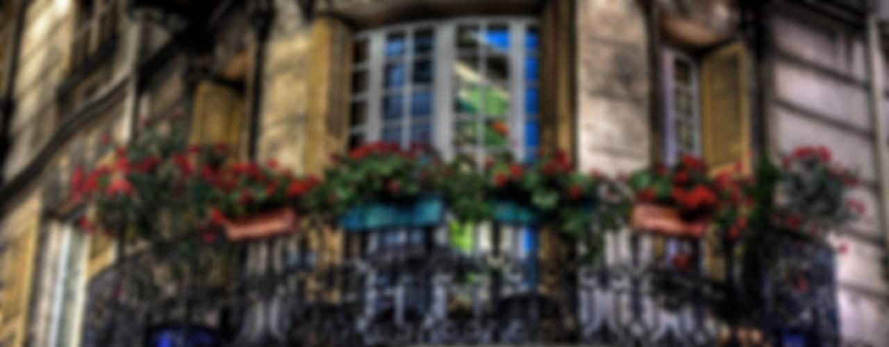 Ferforje Fransız Korkuluk Klasik Evler REYTAŞ DEMİR ÇELİK FERFORJE Klasik