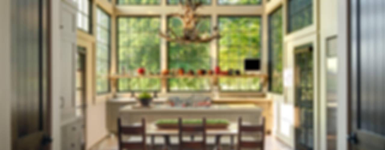 Kırsal Mutfak Jeffrey Dungan Architects Kırsal/Country