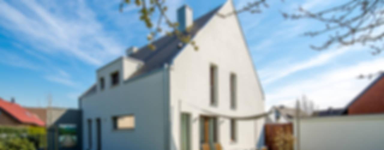 Huizen door Architektur Jansen, Minimalistisch