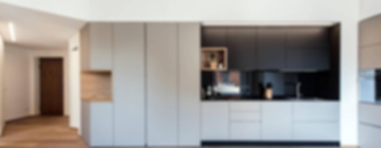 Cocinas de estilo  por Tommaso Giunchi Architect