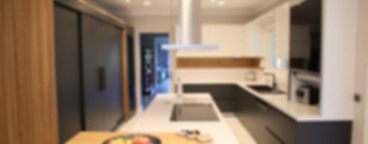 Aykuthall Architectural Interiors – OHY Evi Sunflower Sitesi:  tarz Mutfak