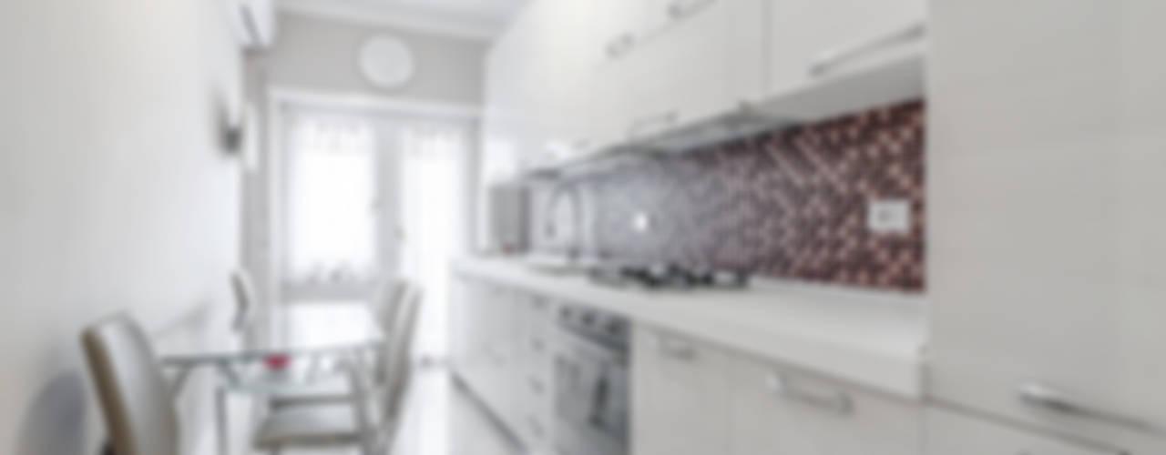 46 Cucine a Parete Ideali Per Chi Ha Poco Spazio