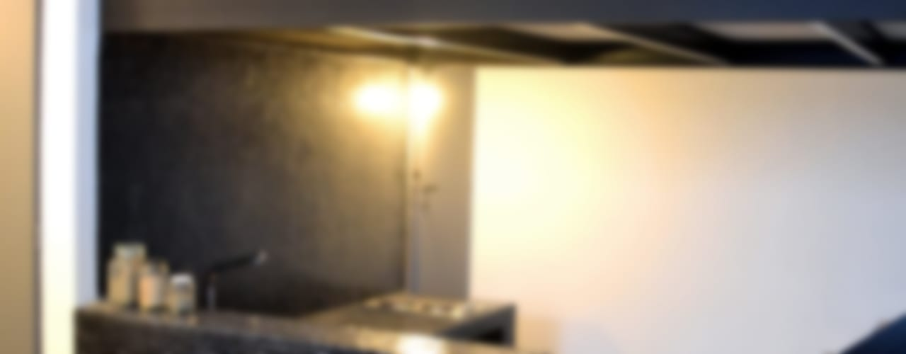 Taller / vivienda MO Estudios y oficinas modernos de Estudio Primal Moderno