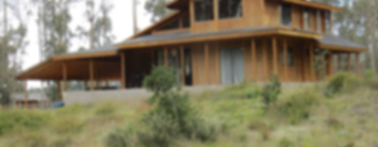 Casas rústicas de Proyecto ARQ Rústico