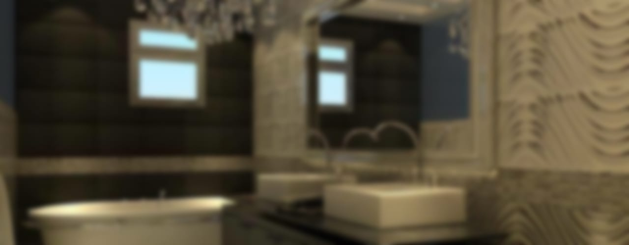 Classic style bathroom by القصر للدهانات والديكور Classic
