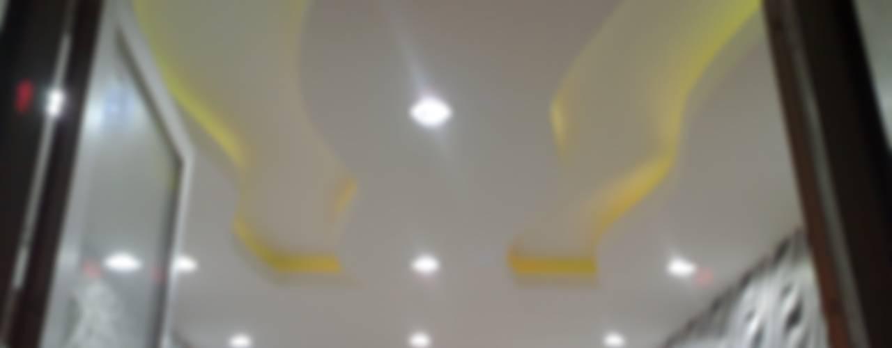 MAG Tasarım Mimarlık İnşaat Emlak San.ve Tic.Ltd.Şti. – Barış & Fatoş Bay Bayan Kuaförü Çorlu:  tarz Dükkânlar