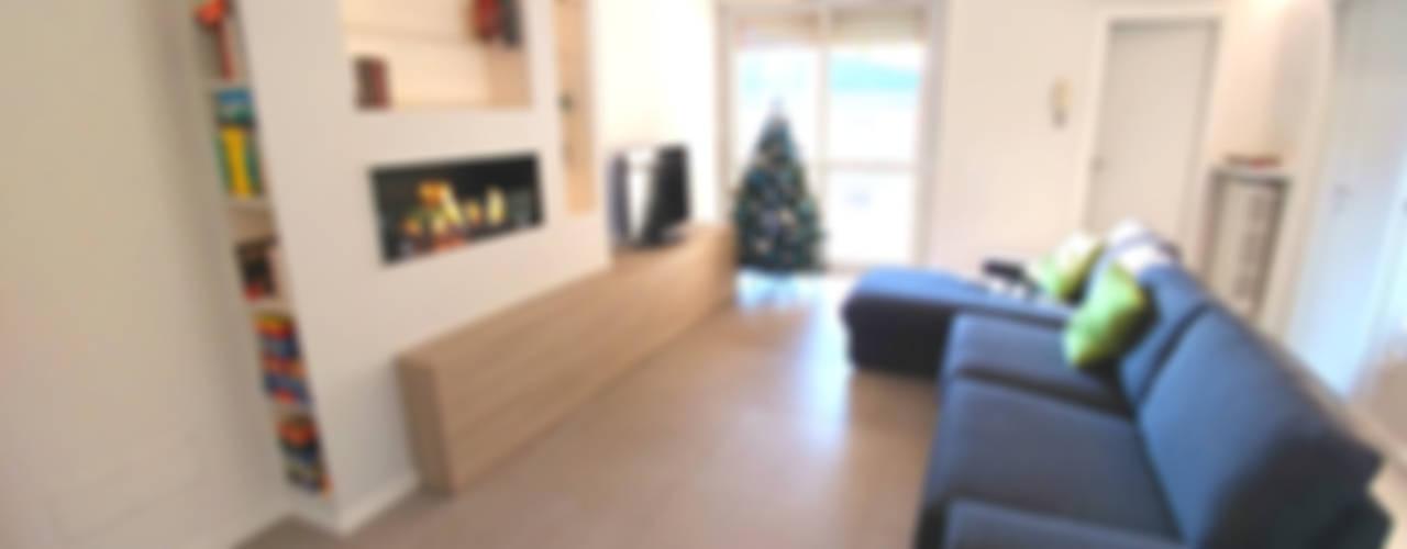 Living room by Valeria Sdraiati