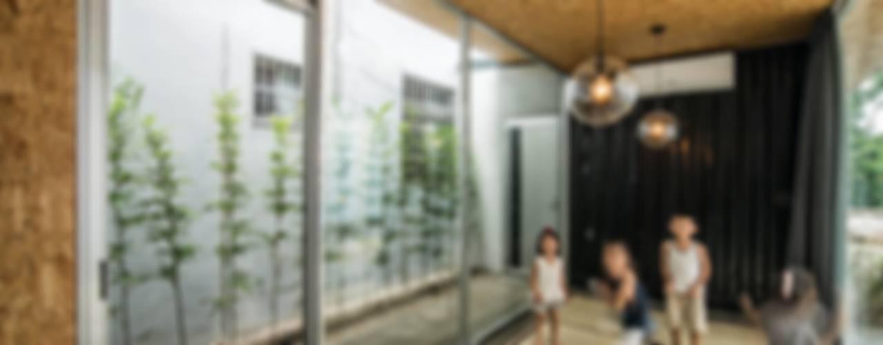 伍乘研造有限公司 Modern Living Room