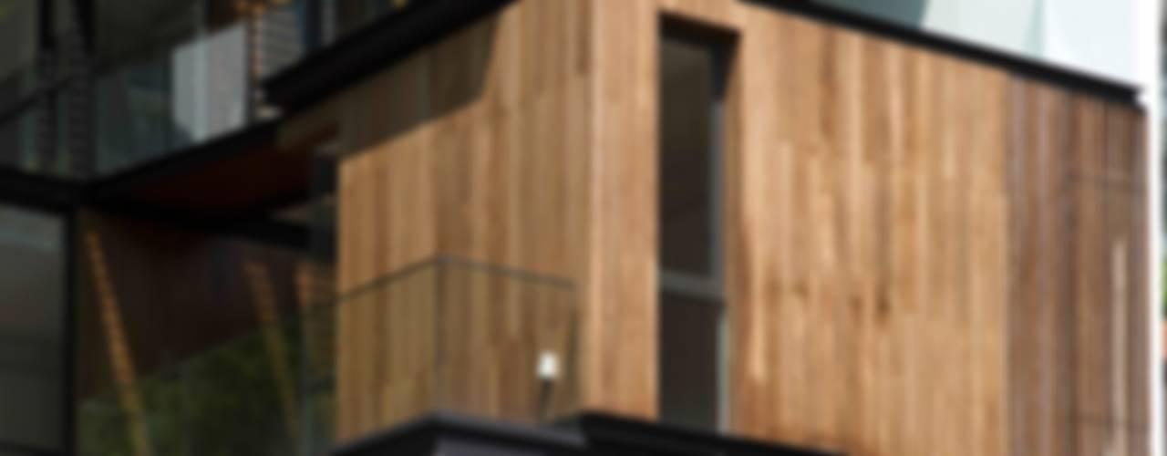 Casas de estilo  por AR43 Architects Pte Ltd