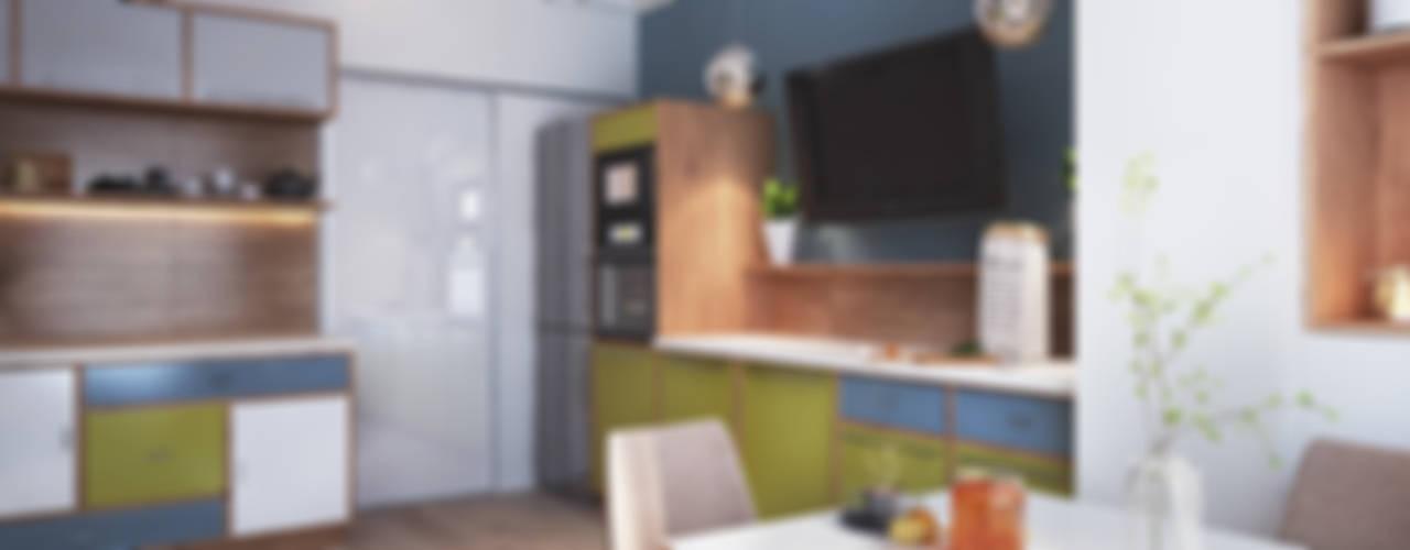 12 Arbeitsplatten, die deine Küche unwiderstehlich machen