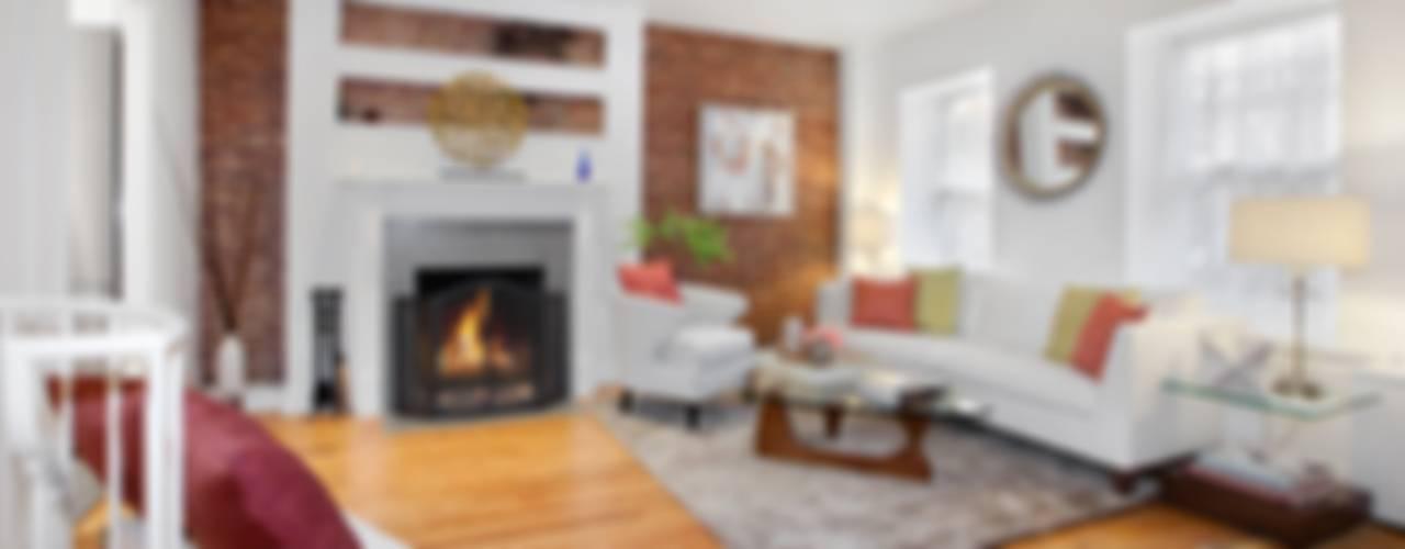Salas de estilo moderno de Atelier036 Moderno