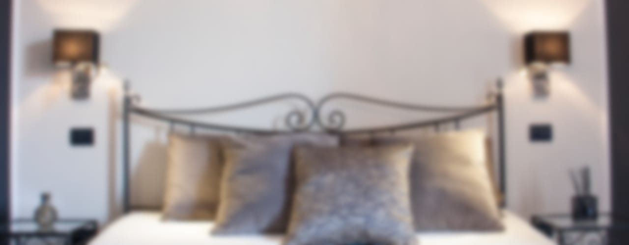 غرفة نوم تنفيذ DemianStagingDesign
