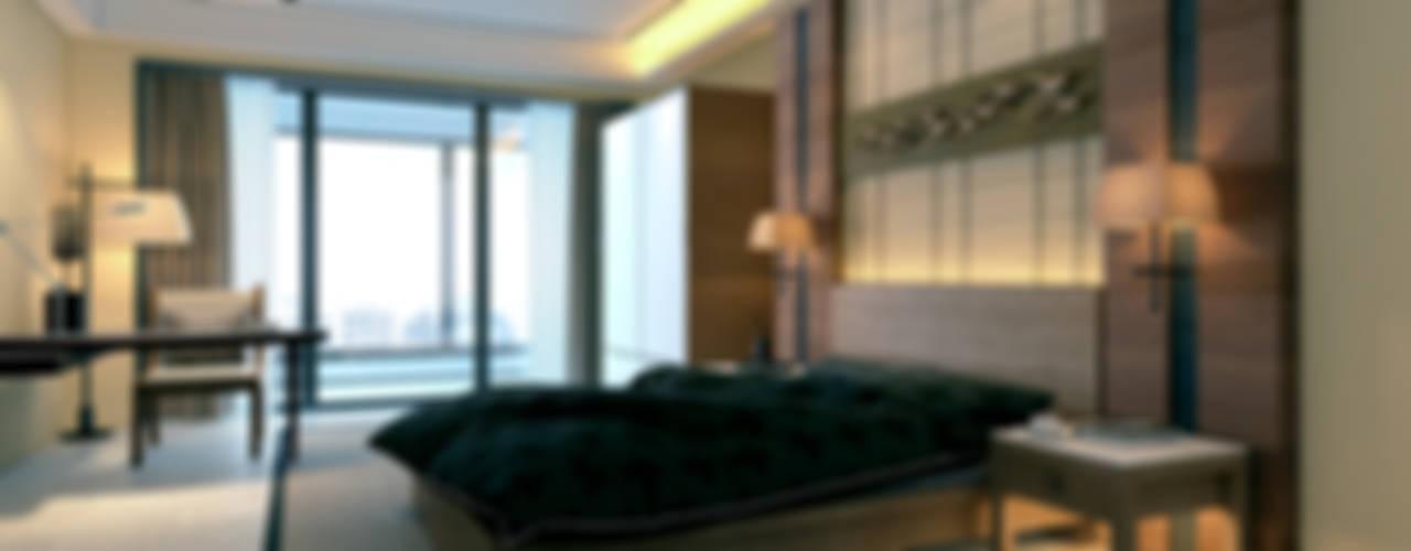 Dormitorios de estilo  por Yagotimber.com