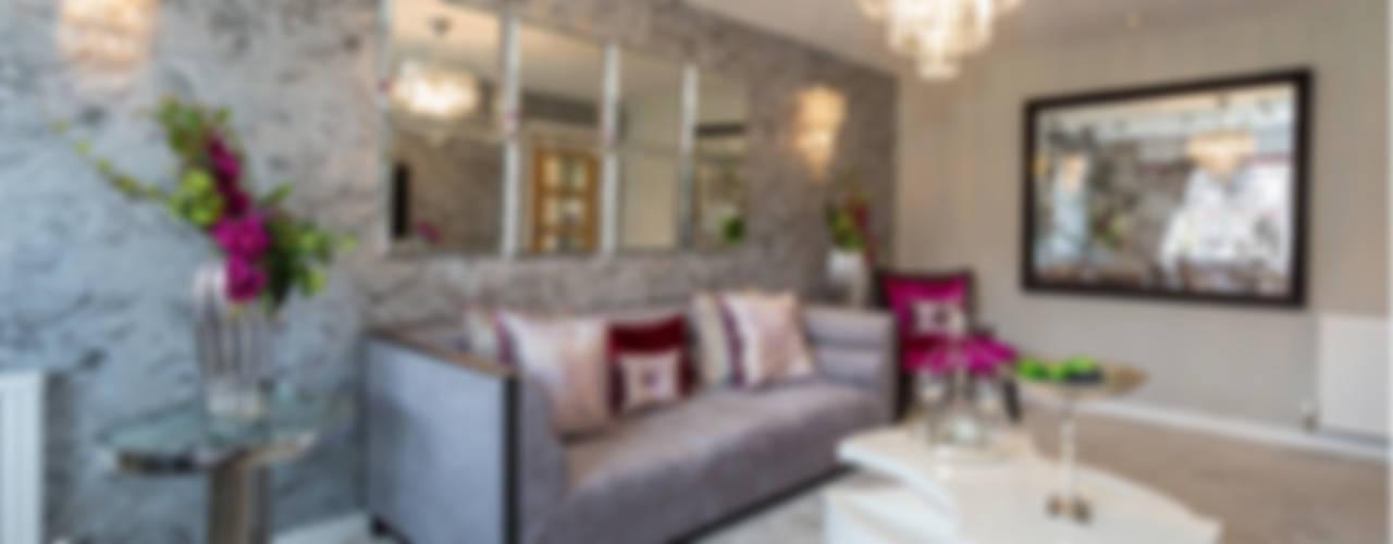 Living room by Graeme Fuller Design Ltd, Modern
