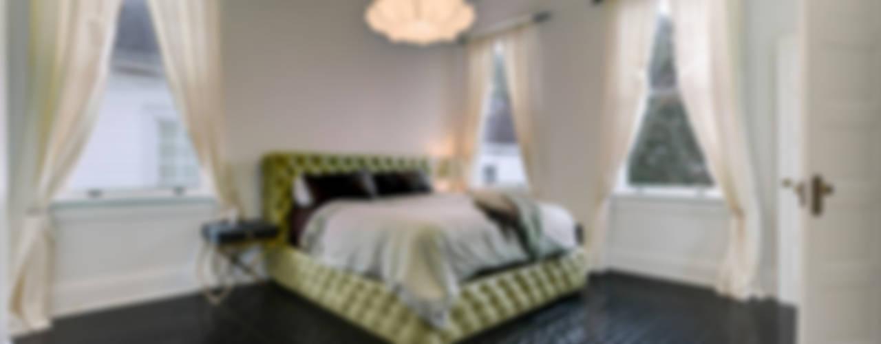 غرفة نوم تنفيذ studioWTA