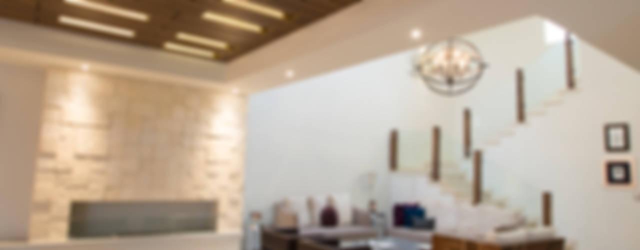 : Salas de estilo  por TAMEN arquitectura