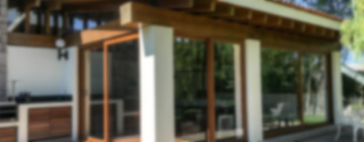Salón de Juegos: Casas de estilo  por Arquitectura MAS