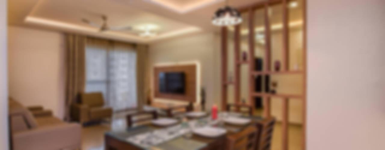 Salas de estilo  por Design Arc Interiors