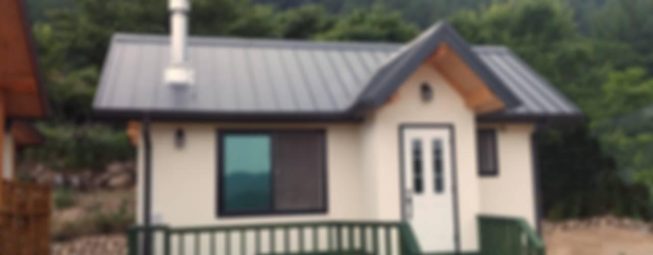 Casas de estilo  por 보국주택