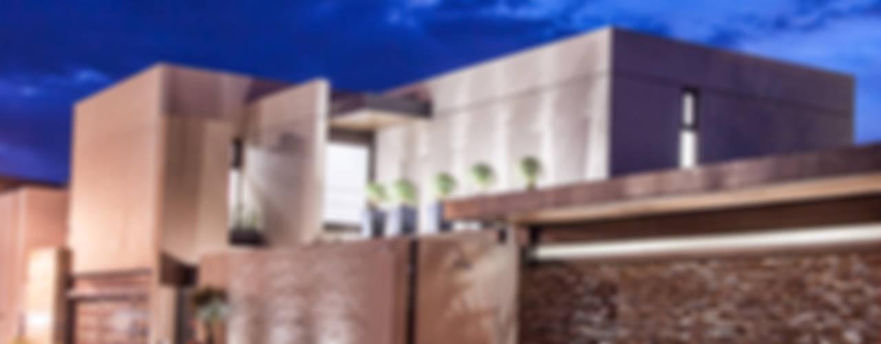 Casas de estilo  por Loyola Arquitectos
