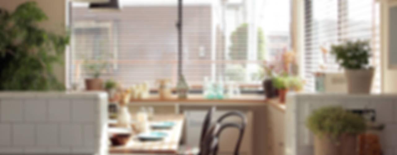 Scandinavian style kitchen by こぢこぢ一級建築士事務所 Scandinavian