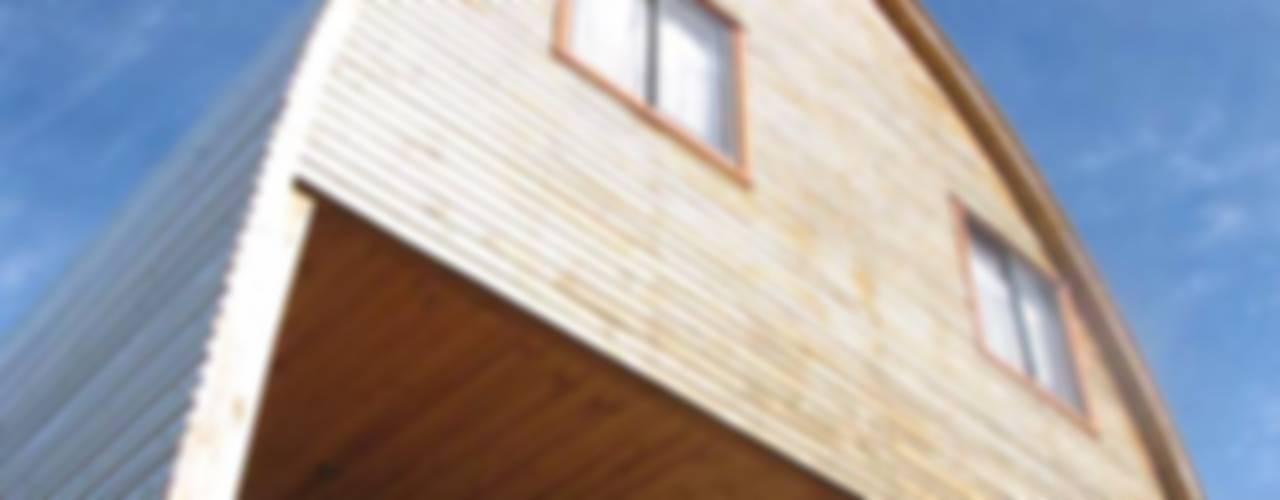 Casas de estilo  por Estudio Terra Arquitectura & Patrimonio