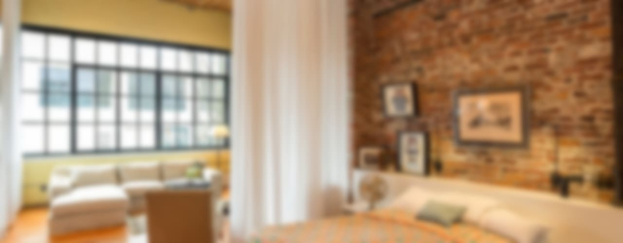 غرفة نوم تنفيذ Evinin Ustası