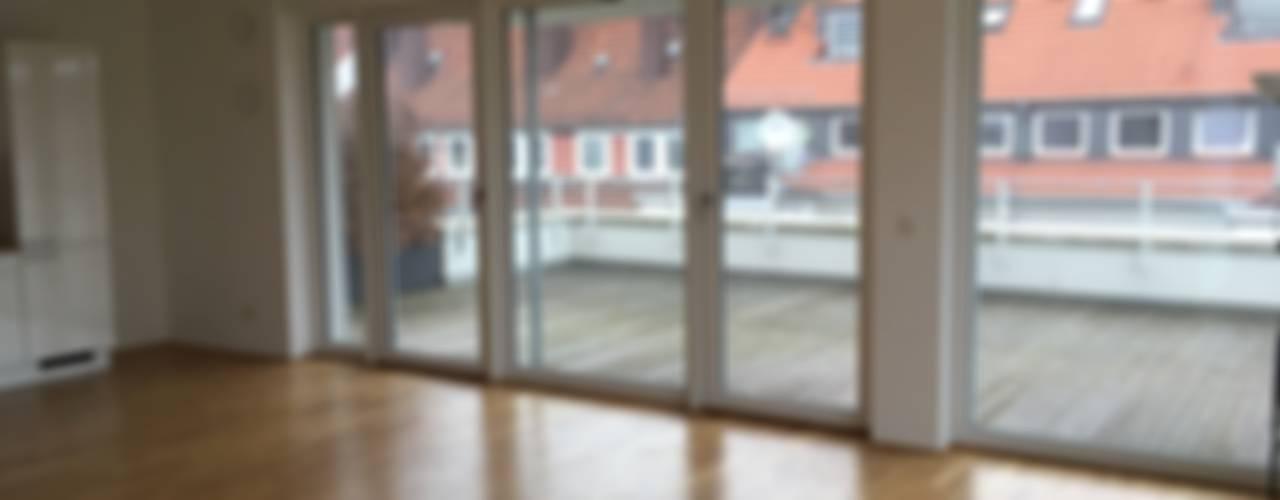 Home Staging einer Luxus-Penthouse-Wohnung von Karin Armbrust - Home Staging