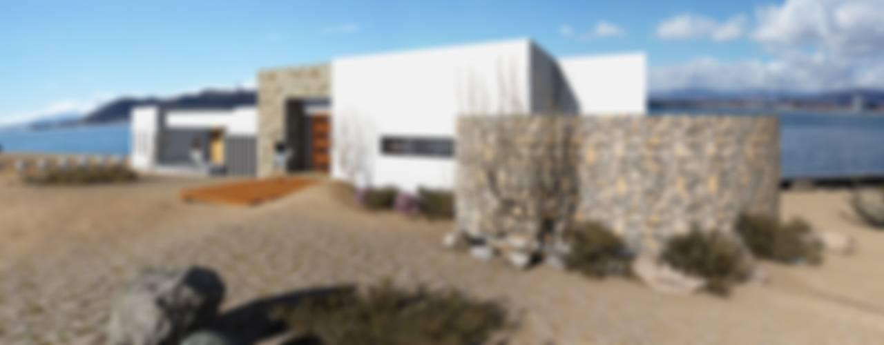 casa mery:  de estilo  por Vinci studio