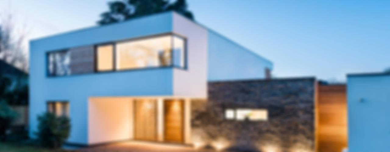 Casas de estilo moderno por Barc Architects