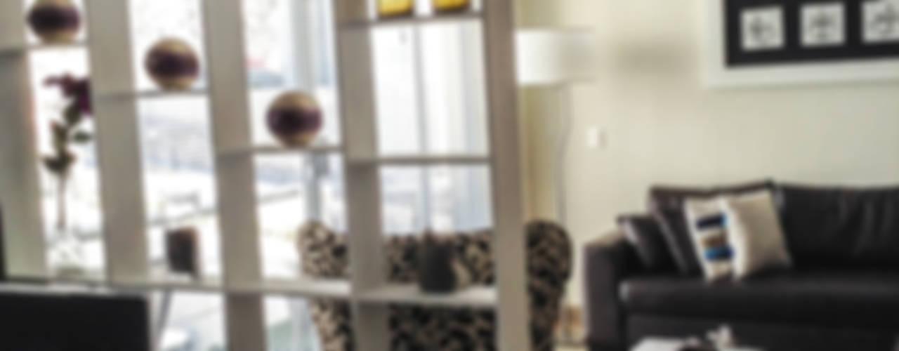 Mueble Separador :  de estilo  por Spazio3Design