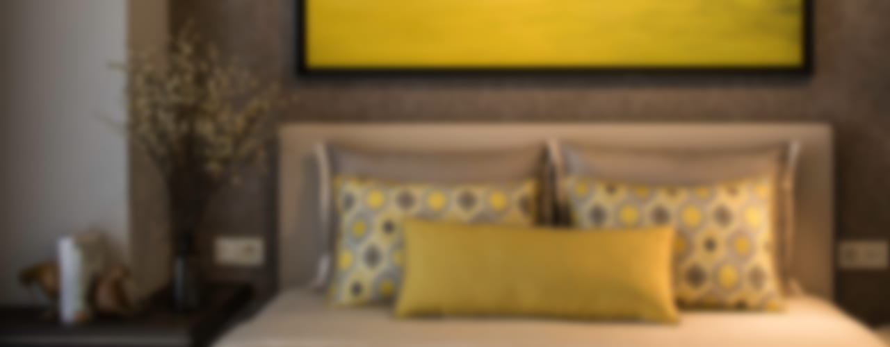 Ümit Okan Photography – Makyol Santral Örnek Daire:  tarz Yatak Odası