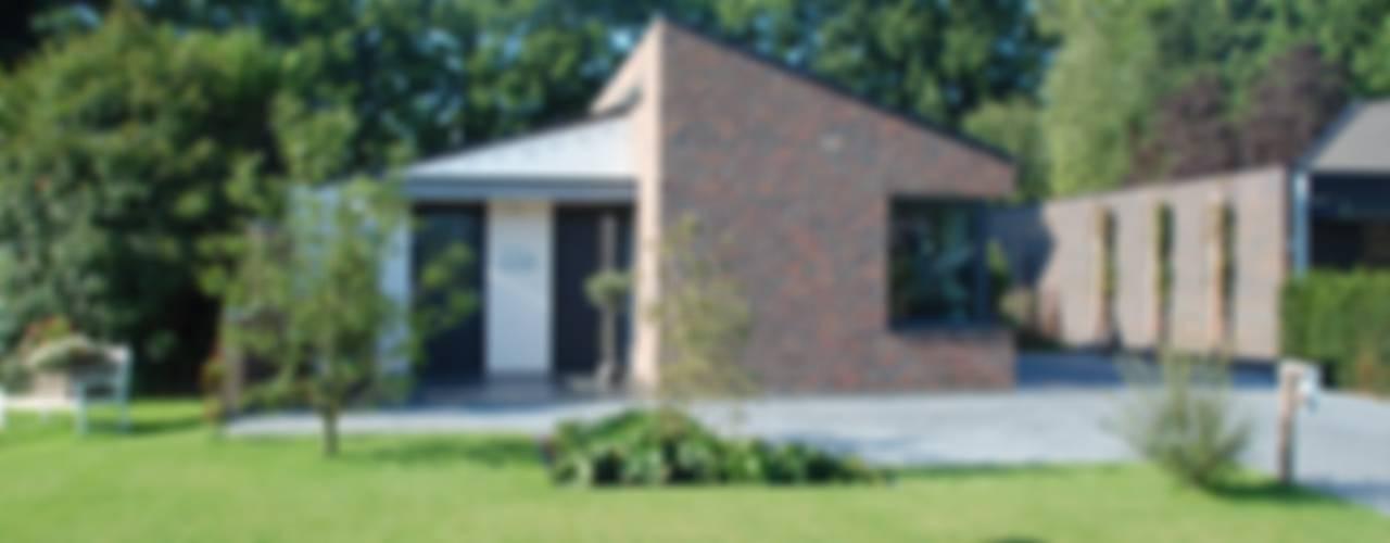 Levensloop bestendige woning in Denekamp Moderne huizen van In Perspectief architectuur Modern