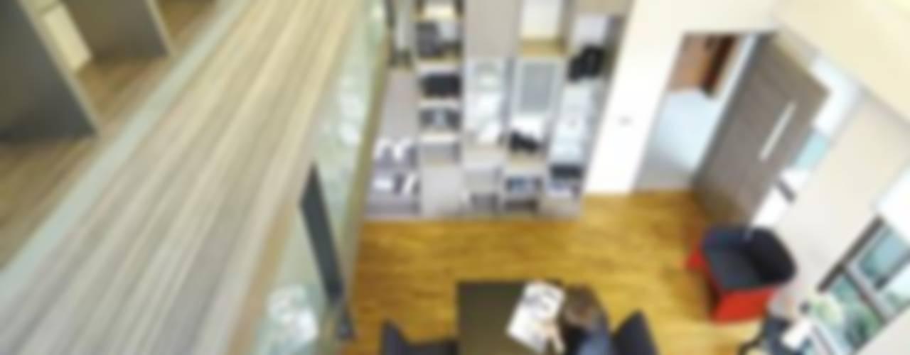 Ruang Kerja by 大也設計工程有限公司 Dal DesignGroup