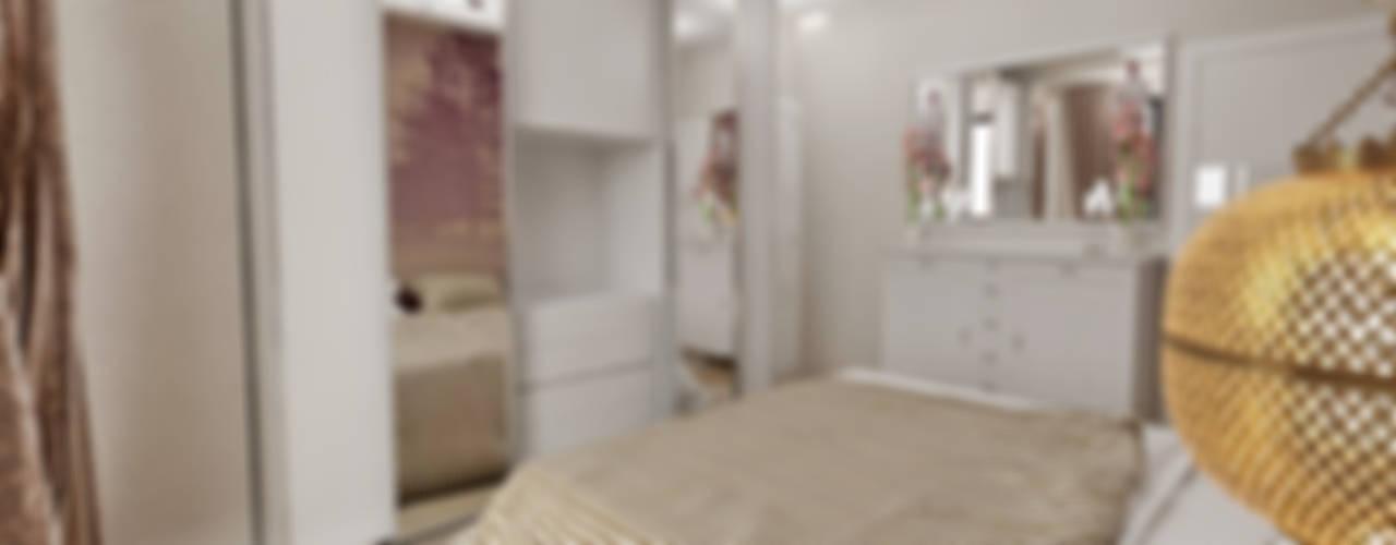 Bedroom by 50GR Mimarlık,