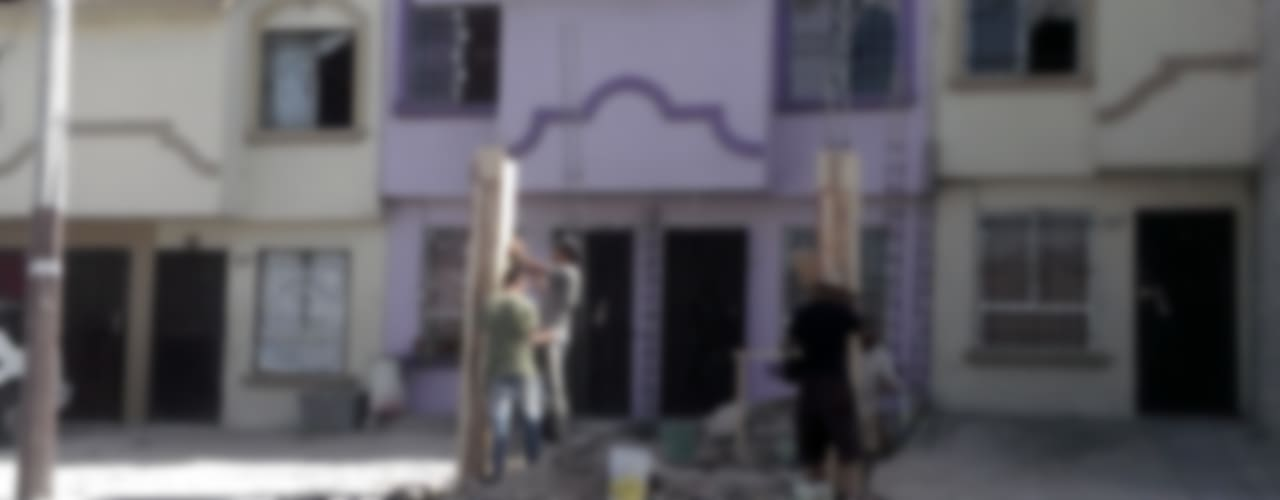 Ampliación Casa Habitacion RR: Casas de estilo moderno por Lentz Arquitectura Diseño y Construcción