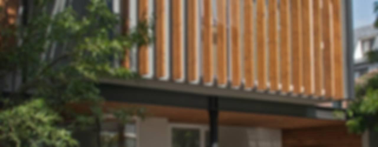 Casas de estilo  por Thomas Löwenstein arquitecto