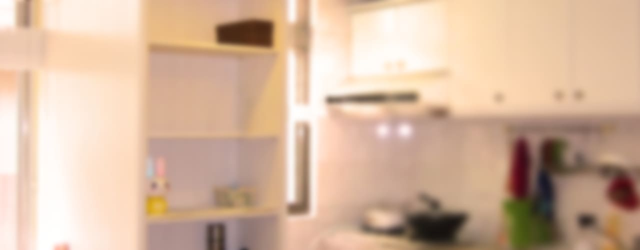 Ruang Makan Gaya Country Oleh 以恩室內裝修設計工程有限公司 Country
