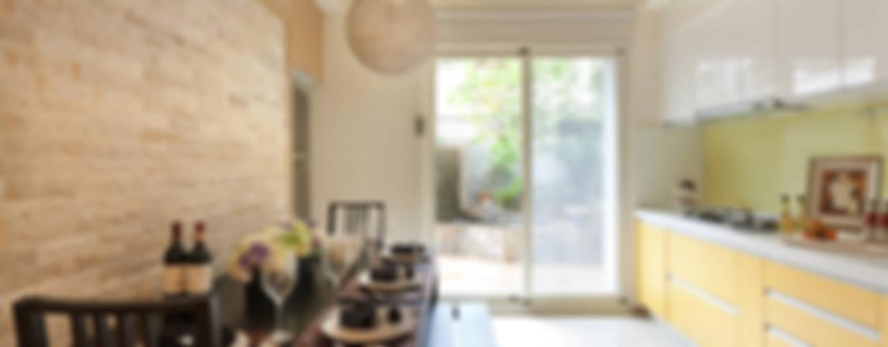 Comedores tropicales de 芸采創意空間設計-YCID Interior Design Tropical