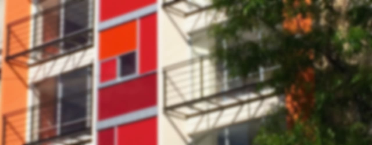 Casas estilo moderno: ideas, arquitectura e imágenes de simon&diseño Moderno