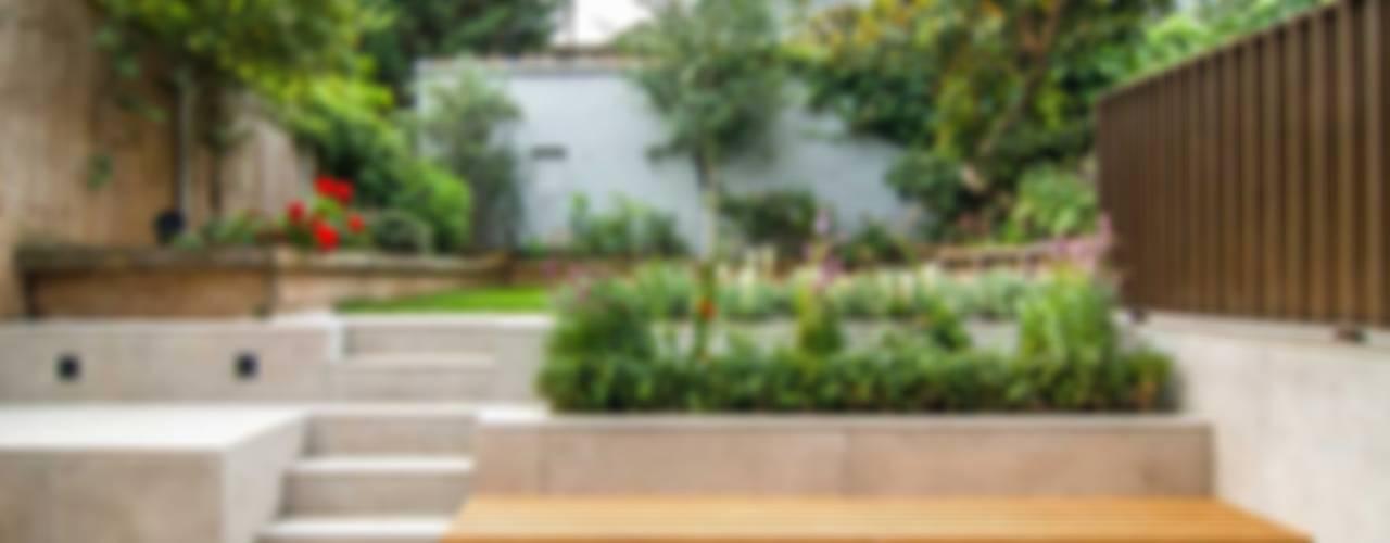 DE BEAUVOIR SQUARE Modern garden by Bradley Van Der Straeten Architects Modern