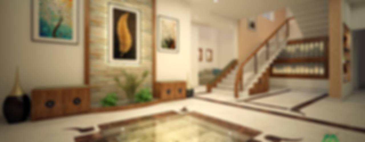 Awesome Attire:  Living room by Premdas Krishna
