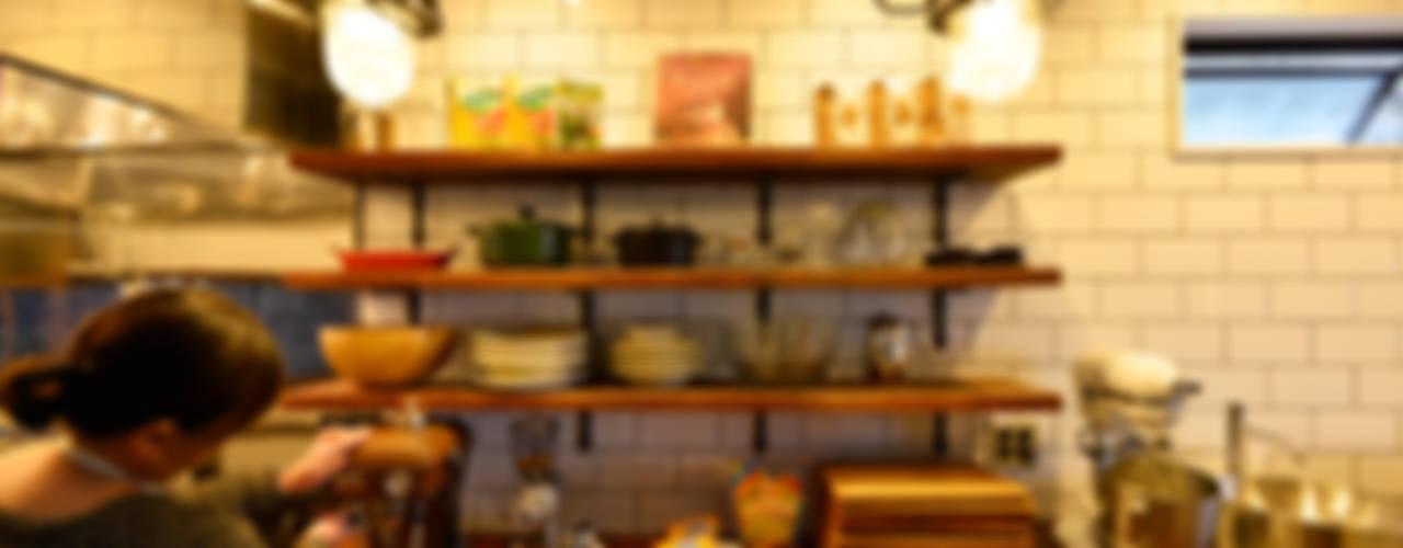 Cocinas de estilo  por 株式会社SHOEI,