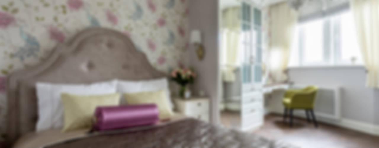 Chambre originale par N-HOME | Ната Хатисашвили Éclectique