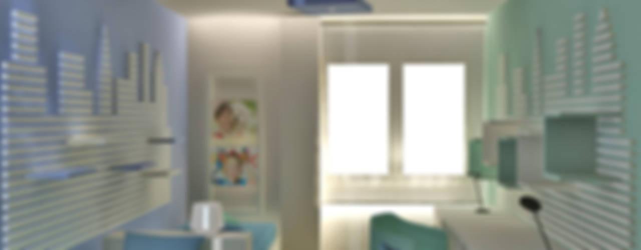 غرفة الاطفال تنفيذ JUSTO DEL RIO D.I., حداثي
