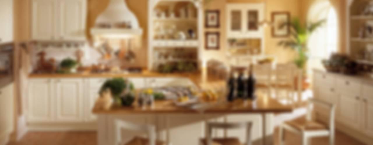 Arredamento Legno E Bianco.Cucina In Bianco E Legno Idee Consigli E Esempi Da Seguire