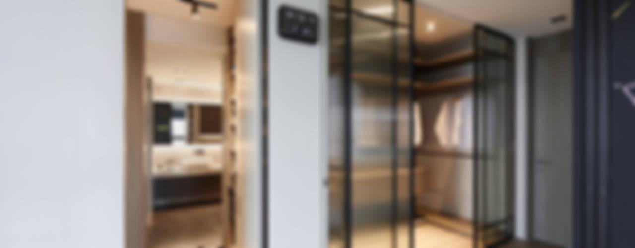 Bedroom by 大觀室內設計工程有限公司, Industrial