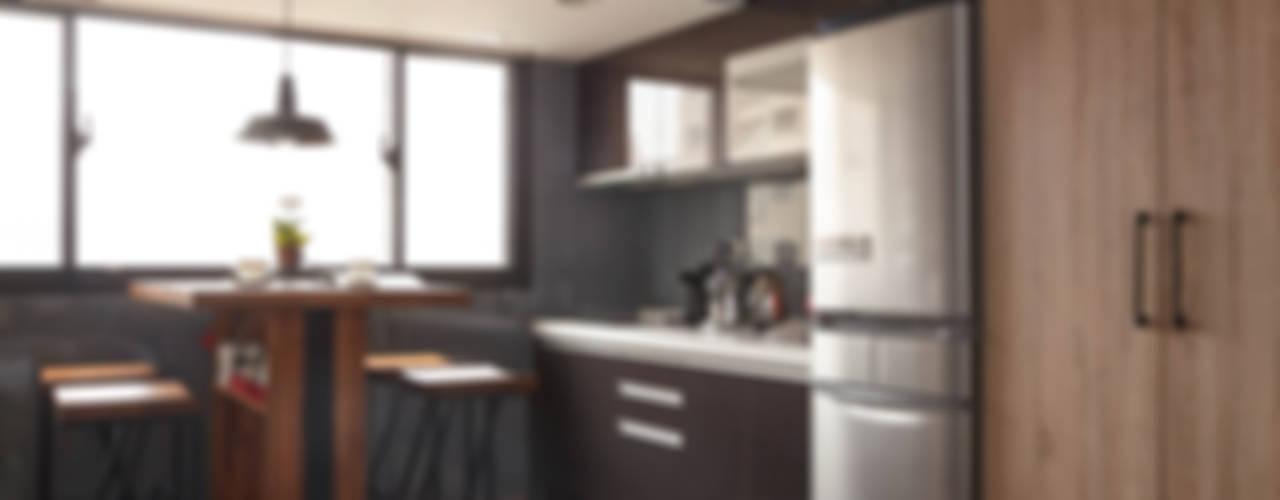 休憩 chill-out 耀昀創意設計有限公司/Alfonso Ideas 廚房